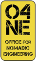 O4NE - Office for Nomadic Engineering